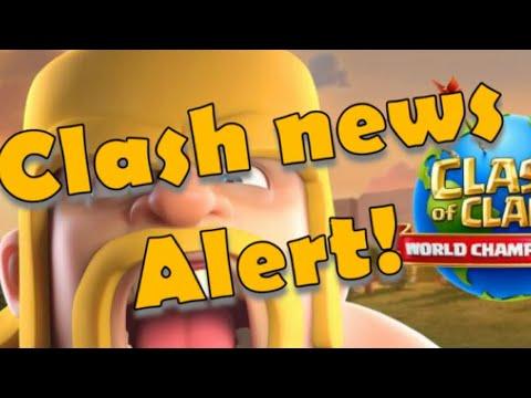 World Clash Tournament News!! Then Live 11v11 and 11v12 CWL Attacks!