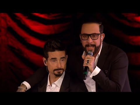 Backstreet Boys - Shape Of My Heart (Live at Dominion Theatre London)
