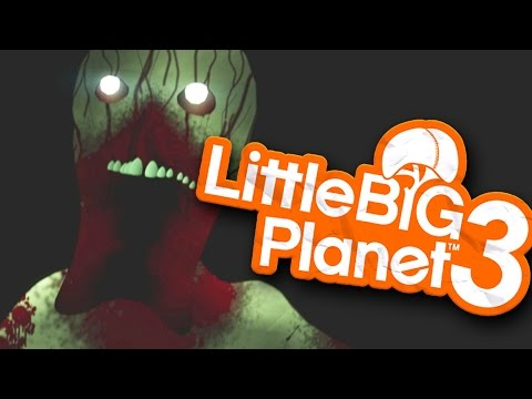 LittleBigPlanet 3 - OUTLAST 2 - (Little Big Planet 3)