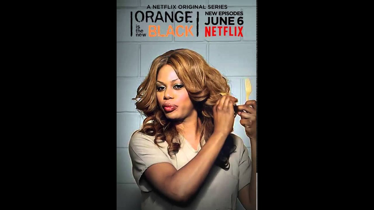 Orange is the New Black Sophia (Laverne Cox) Motion Poster - YouTube c3e52440e2de