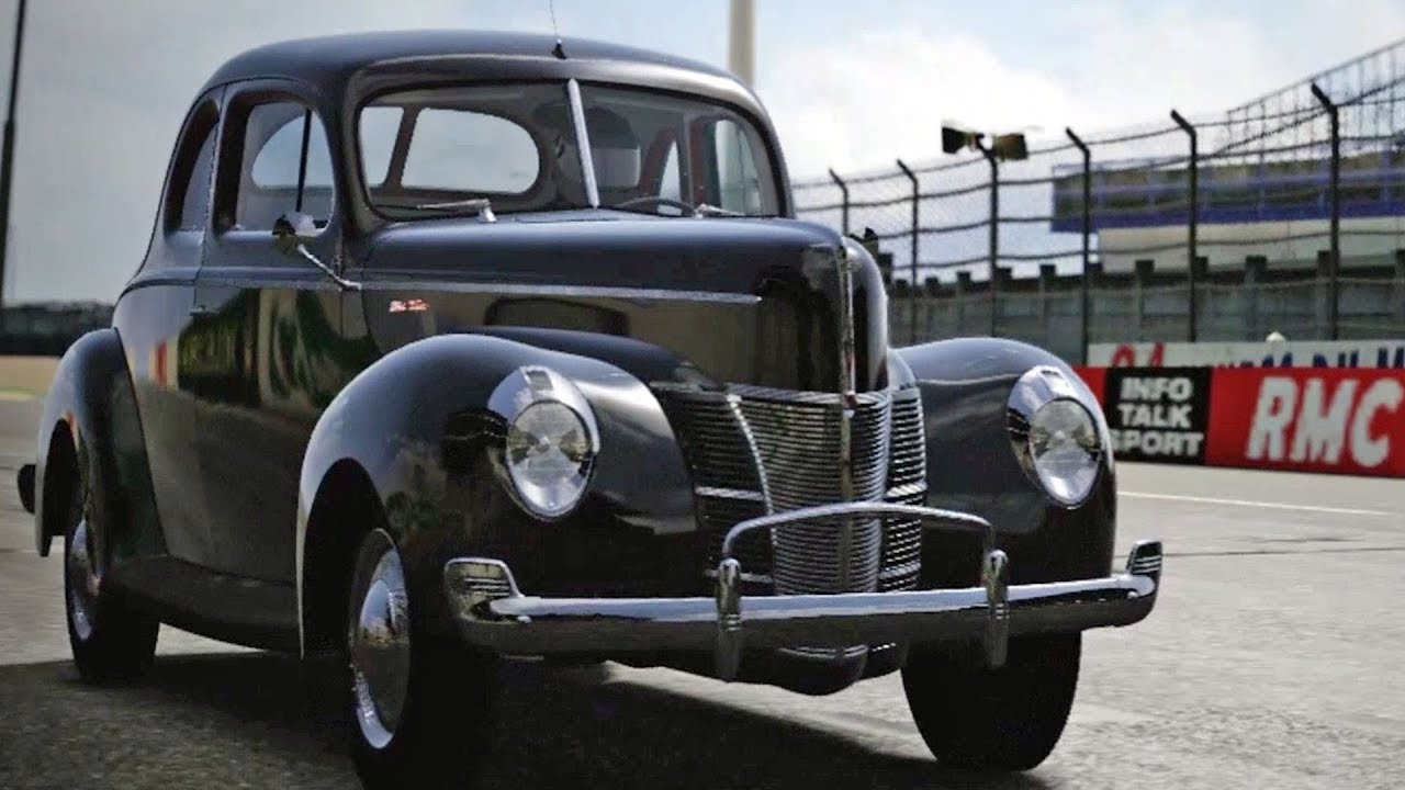 Forza Motorsport 4 - Ford De Luxe Coupe 1940 - Test Drive Gameplay (HD)  [1080p60FPS]
