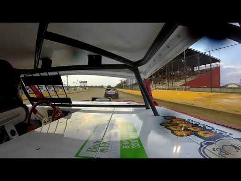 Jeff Crouse Racing.  Viking Speedway.  Street Stock.  6/16/18.  GOPRO