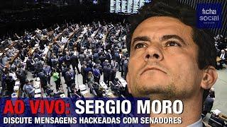 AO VIVO: SERGIO MORO REBATE ACUSAÇÕES E ENFRENTA SENADORES ESQUERDISTAS - GOVERNO BOLSONARO thumbnail