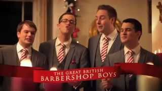 The Great British Barbershop Boys: Christmas Time - Out Now - TV Ad YouTube Videos