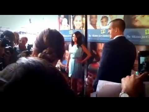 Selena Gomez At The Alliance For Childrens Rights Event (13th June 2012)