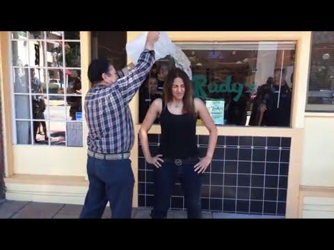 Panta Mosleh ALS Ice Bucket Challenge