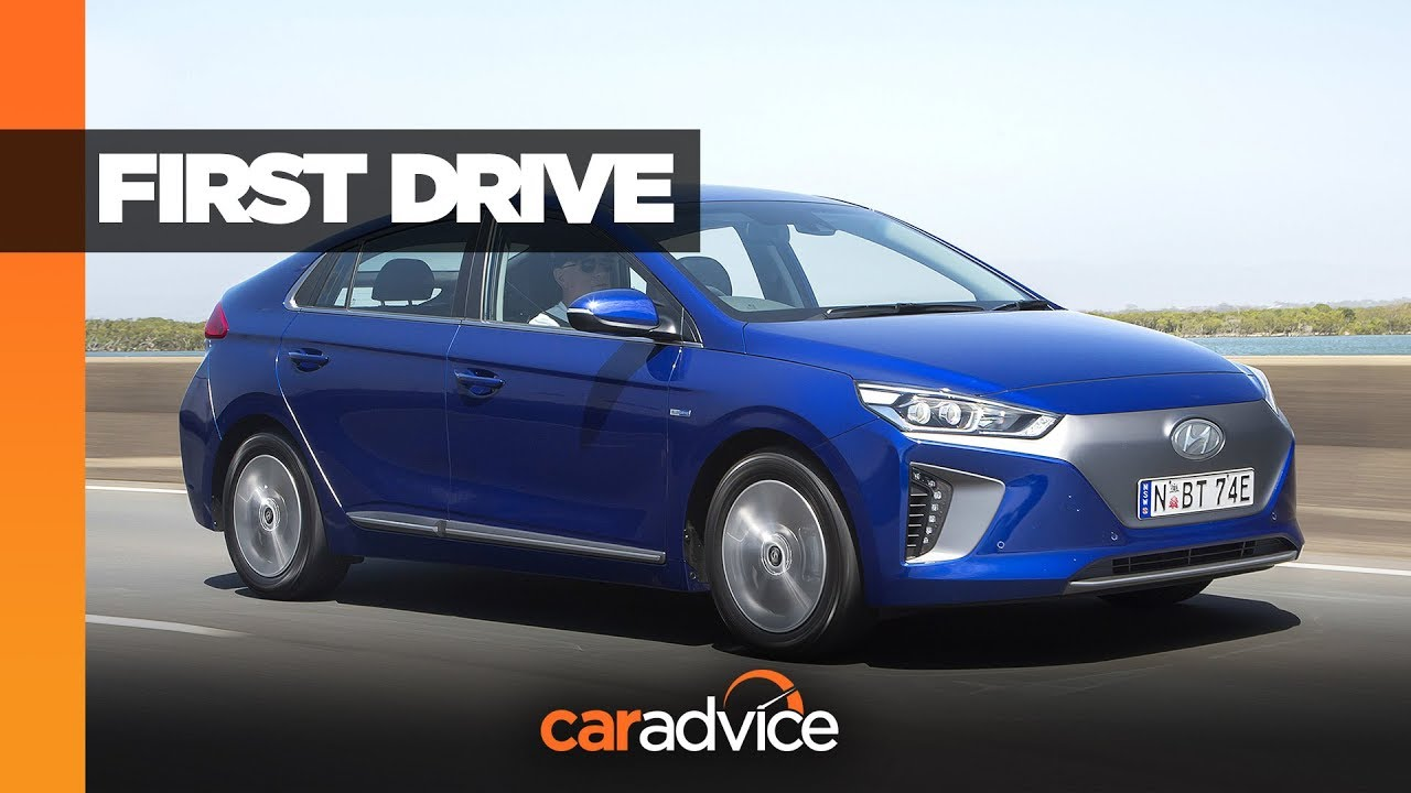 REVIEW: Hyundai's electric Ioniq - the next big thing?