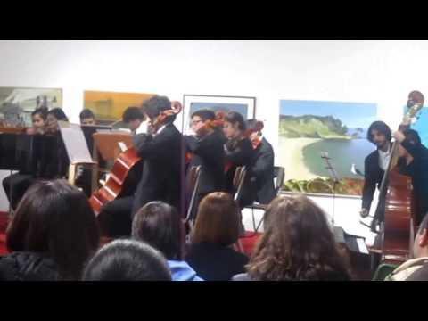 Concierto para piano y orquesta - Daniel Bahamondes    (parte 2)