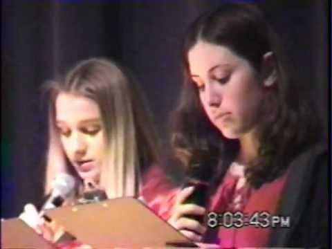 Oakdale Middle School Talent Show, 2003