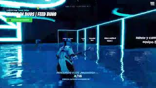 Fortnite Battle Royale: Creative with a lot of people