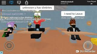 ROBLOX Zoey || an anti bullying suicidal roblox very short film PART 3