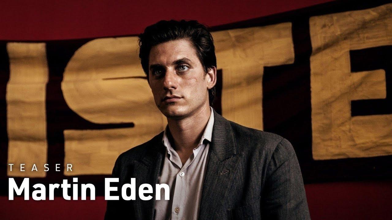 Martin Eden | Teaser | NYFF57