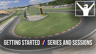 Getting Started // 3. Series and Sessions