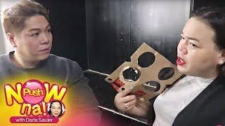 Push Now Na Exclusive: Comedian MC's bag raid