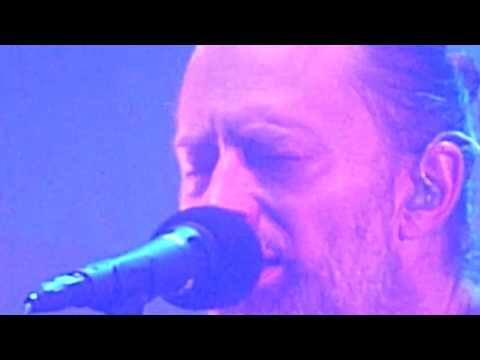 Radiohead No Surprises Live American Airlines Arena Miami FL March 30 2017