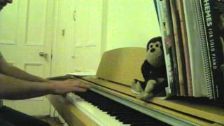 Macgyver Theme - Piano (Randy Edelman)