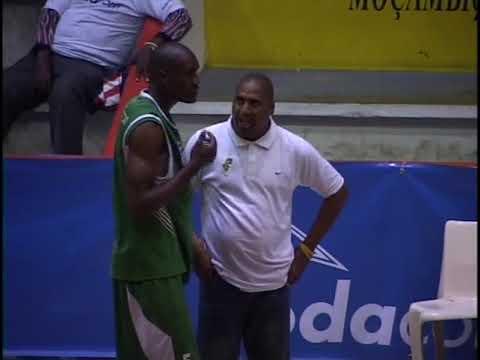Ferroviaro da Beira vs. Desporitivo de Maputo Mozambqiue Semi-Finals Game 1