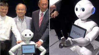 Humanoid robot Pepper to go on sale on June 20
