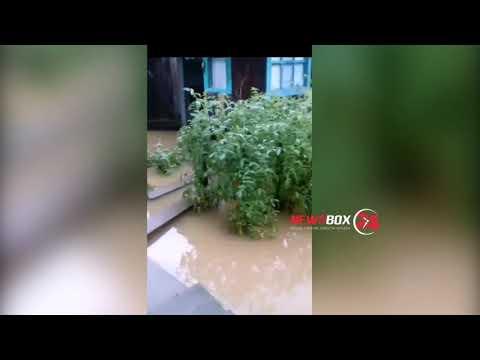 В Дальнереченском районе частные дома уходят под воду