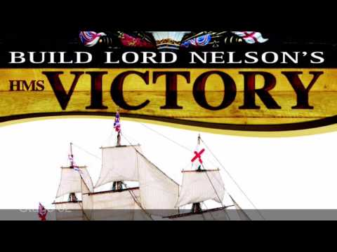 Official HMS Victory Build Diary - Pack 7, Stages 61-62