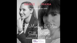 Dance Mama in conversation with Active Pregnancy Foundation
