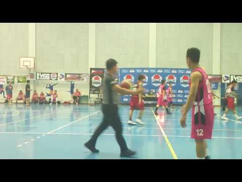 Jammal Cup Bullets S2: Godspeed vs. Visayan Knights (1st half)