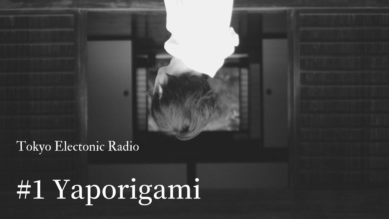 Ikuko Morozumi - Tokyo Electronic Radio 1   Yaporigami