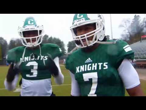The New Era Knights: Shasta College football 2018 hype video