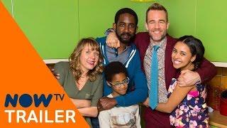 Carters Get Rich trailer    Family is in the money and James Van Der Beek is in it!