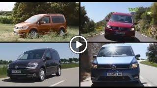 Volkswagen Caddy 4 2015 Test Sürüşü