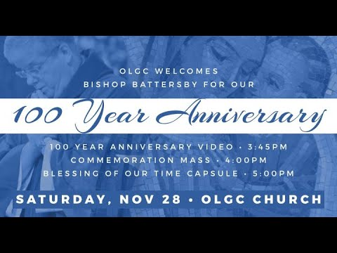 OLGC Plymouth 100 Year Anniversary Commemoration Mass 11/28/2020