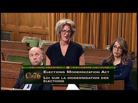Bill C-76: Elections Modernization Act