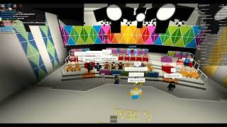 Me on Let's Make A Deal In Roblox Part 2!