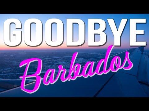 Goodbye Barbados, Hello Montreal