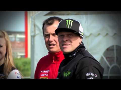 TT Press Launch 2014 - Jurby Karting