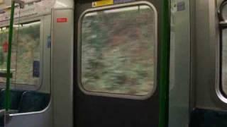 London Underground District Line 78 Stock 05/09/2009.