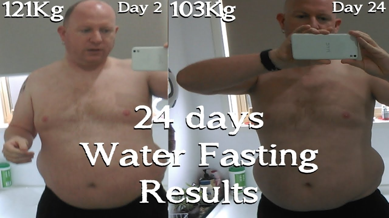 fasting weight loss youtube