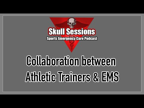 Skull Sessions Podcast Ep. 15 - AT & EMS Collaboration