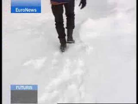 Futuris - Arctic research looks for clues to global warming