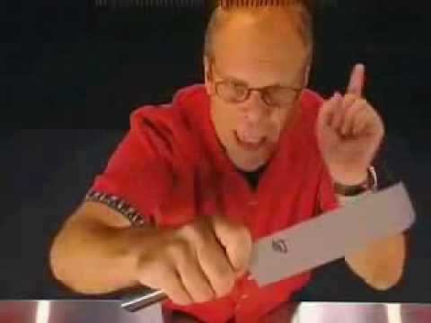 Alton Brown: Intro to Knives with Shun Knives
