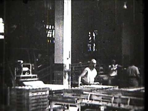 La Fabrication du Pain, c. 1926-7 / Industrial Bread Making in France, 1926-7