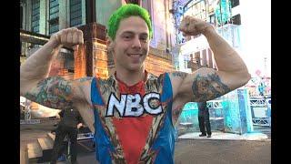 Meet American Ninja Warrior superstar Jamie Rahn