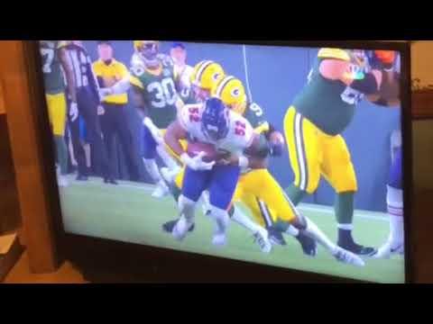 Khalil Mack Strip Sacks DeShon Kizer, Bears LB Shows Oakland Raiders What It Misses