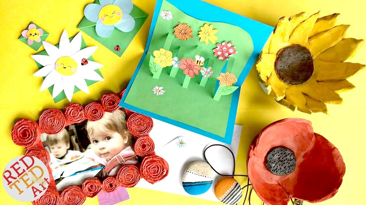 5 Mothers Day Diys Cute Easy Mother S Day Gift Ideas Diys