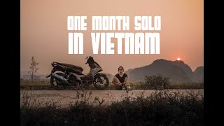 VIETNAM - 1 MONTH SOLO BACKPACKING 🇻🇳