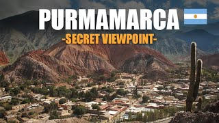 PURMAMARCA and my secret viewpoint [Argentina] | Travel Series [S1-E4] - South America 2017