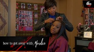 Annalise Goes to the Hair Salon - How To Get Away With Murder