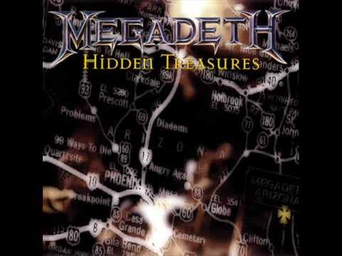 Megadeth-99 ways To Die(Lyrics)