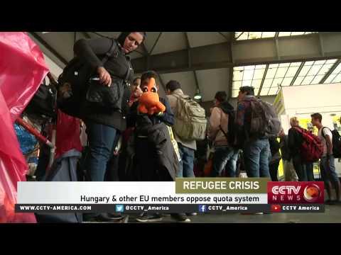 Kathleen Newland on refugee crisis