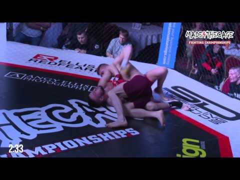Made 4 The Cage 20 -  Alexander Jacobsen VS Tim Close